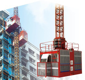Construction Elevators
